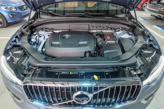 Trang bị Động cơ xe Volvo XC60 2018