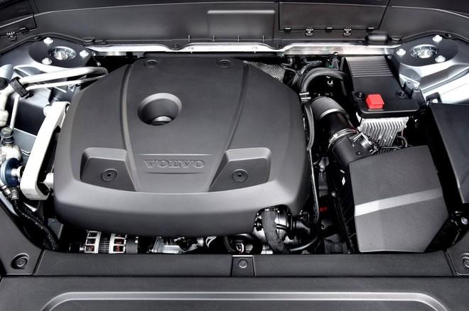 Trang bị Động cơ của Volvo XC90 2018