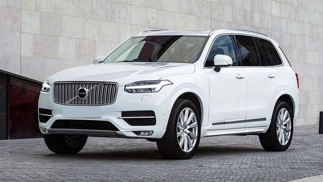 Thiết kế Ngoại thất của Volvo XC90 2018