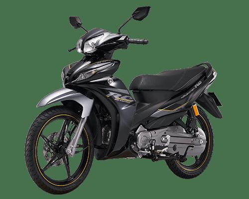 Mẫu Yamaha Jupiter FI RC màu đen