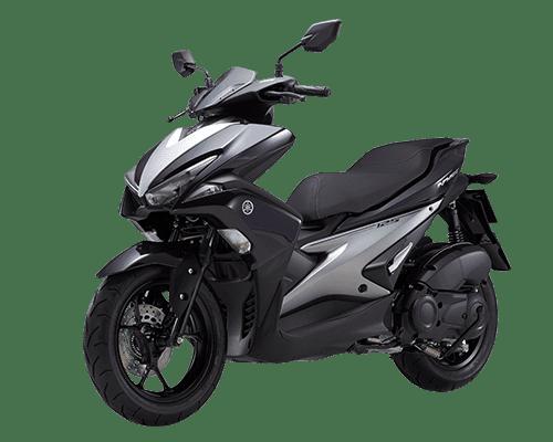 Mẫu Yamaha NXV màu tím đen