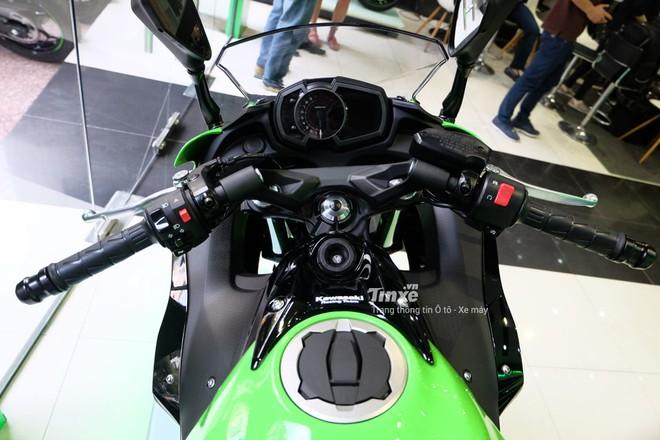 Bảng đồng hồ Kawasaki Ninja 650 2018