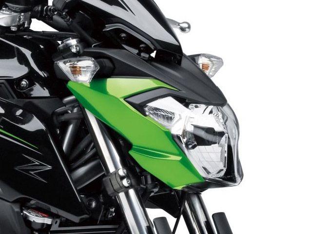 Đèn pha Kawasaki Z650 2018