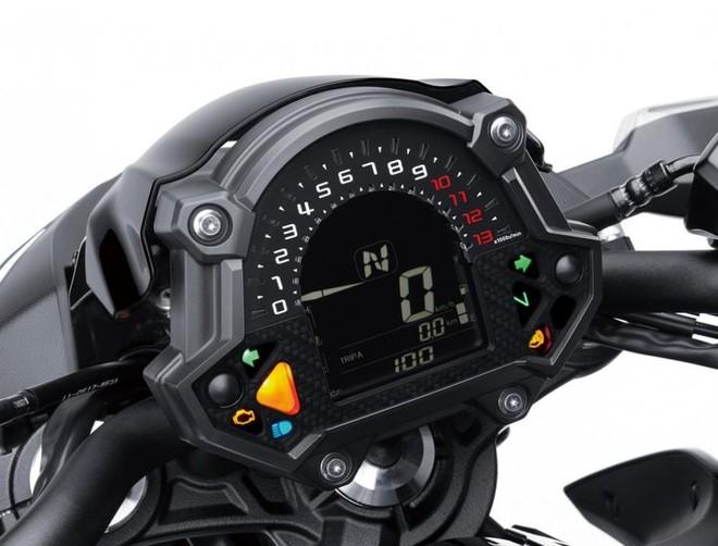 Đồng hồ Kawasaki Z650 2018
