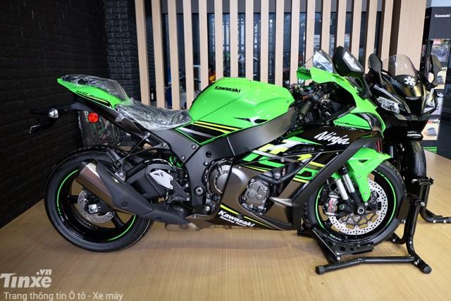 Động cơ Kawasaki Ninja ZX-10R 2018