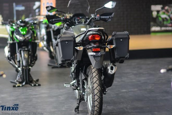 Đuôi xe Kawasaki Versys-X 300 2018