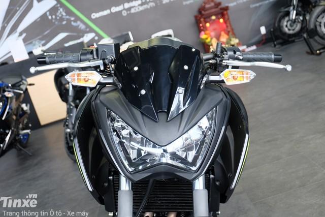 Đầu đèn Kawasaki Z300 2018