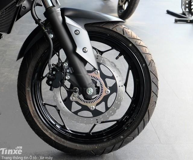 Hệ thống treo trước Kawasaki Z300 2018