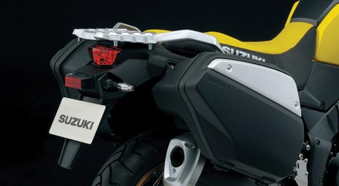 Thùng chứa đồ của Suzuki V-Strom 1000 ABS