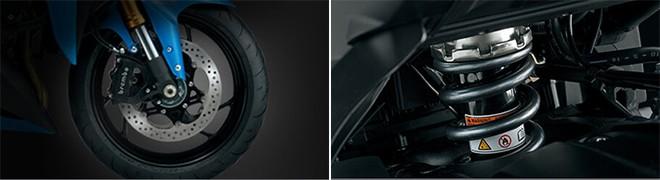 Hệ thống treo Suzuki GSX-S1000