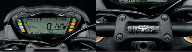 Đồng hồ Suzuki GSX-S1000
