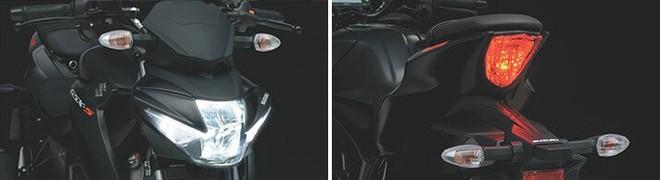 Hệ thống chiếu sáng Suzuki GSX-S150