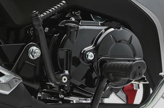 Trang bị động cơ của Honda Wave Alpha