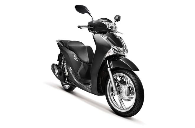 Thiết kế ngoại hình của Honda SH 150i