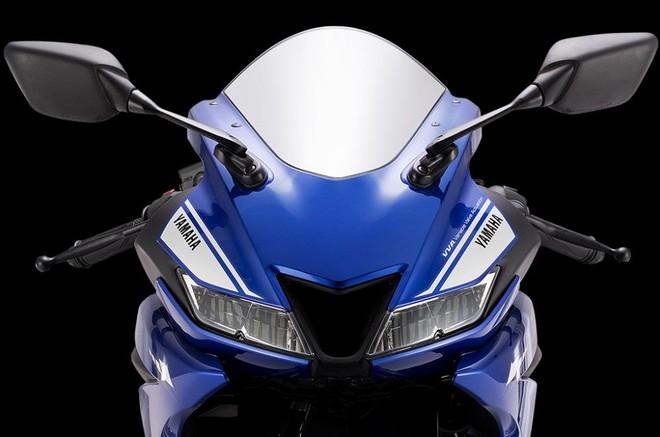 Thiết kế đầu xe Yamaha R15
