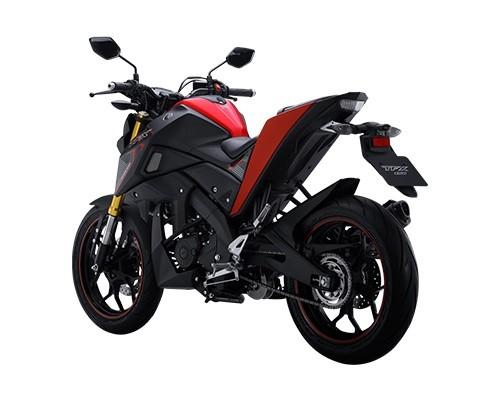 Thiết kế đuôi xe Yamaha TFX 150