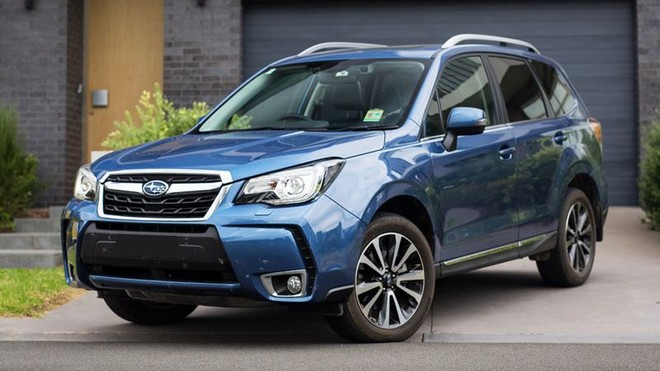 Ngoại thất Subaru Forester