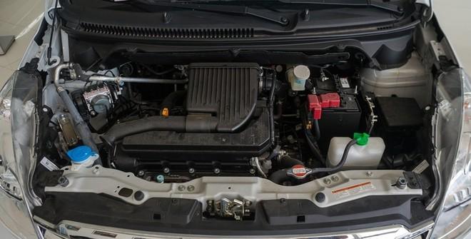 Trang bị động cơ Suzuki Ertiga