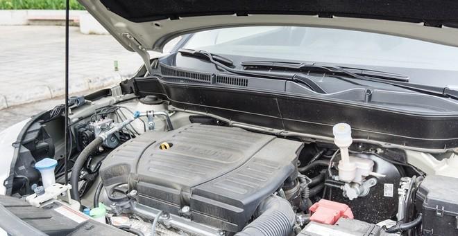 Trang bị động cơ Suzuki Vitara
