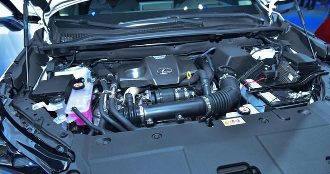 Động cơ Lexus NX