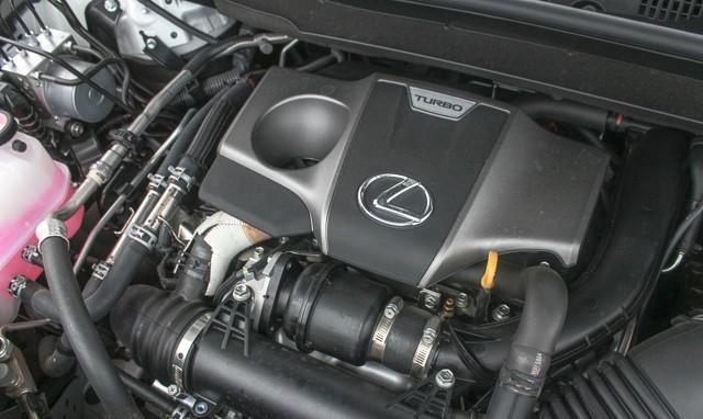 Động cơ Lexus RX
