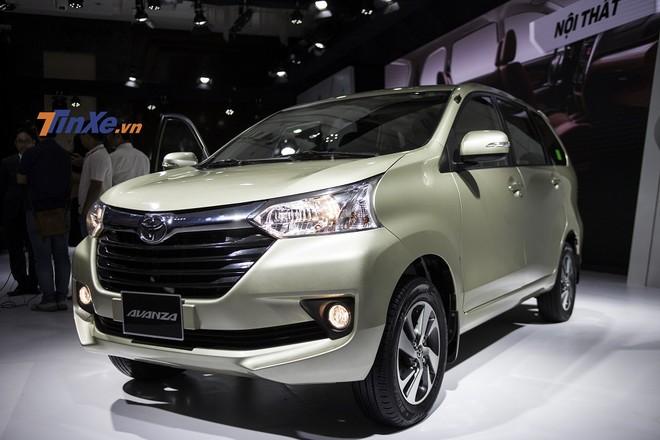 Toyota Avanza chính thức có mặt trên thị trường Việt Nam vào cuối tháng 9
