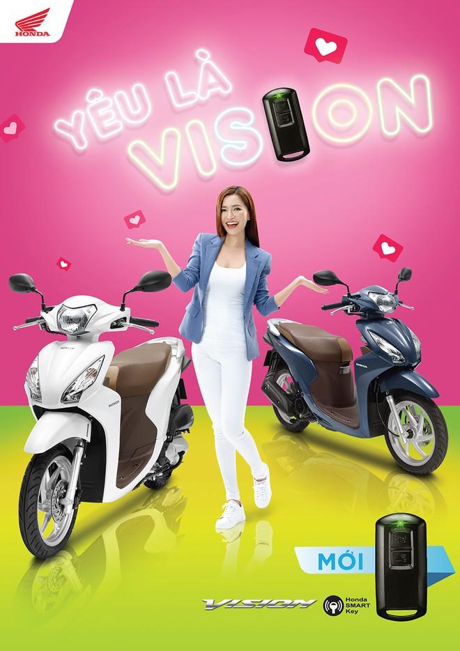Honda Vision phiên bản Đặc biệt