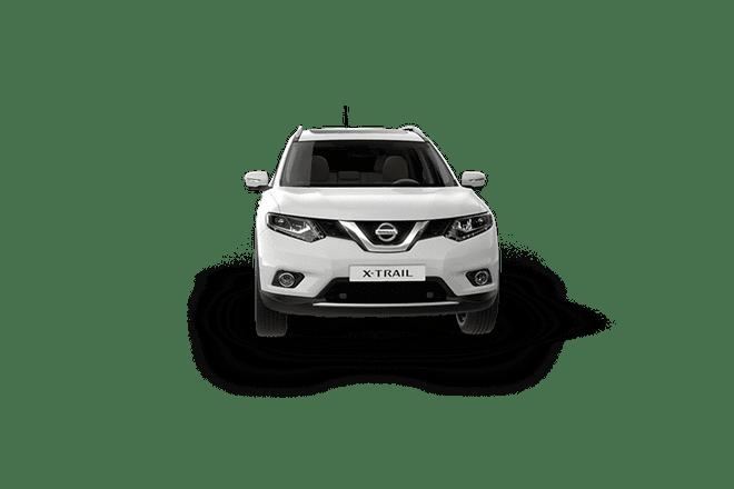 Nissan XTrail màu trắng