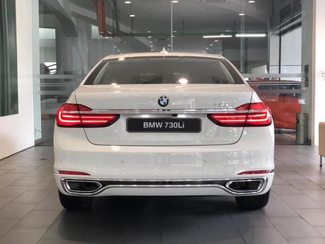 BMW 730Li 2018 có giá 4,049 tỷ đồng tại Việt Nam
