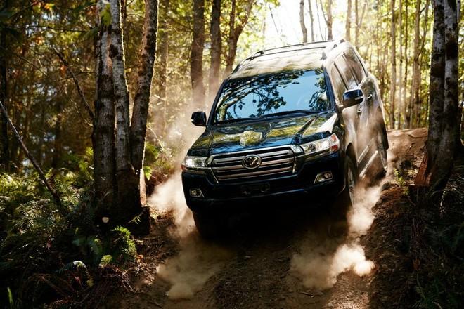 Chưa rõ giá bán của Toyota Land Cruiser 2019 tại Mỹ