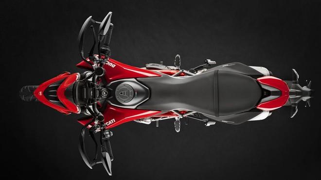 Ducati Hypermotard 950 2019 với góc nhìn khác