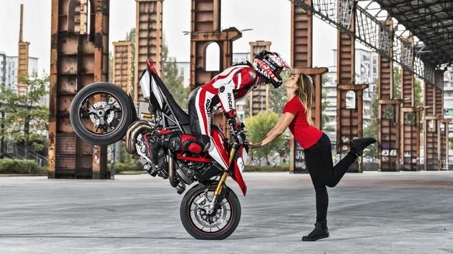 Ducati ra mắt Hypermotard 950 2019