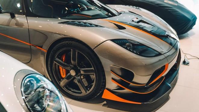 Koenigsegg Agera RS chỉ có 25 chiếc được sản xuất trên thế giới