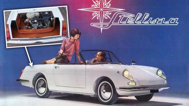 Autobianchi Stellina ra đời năm 1964