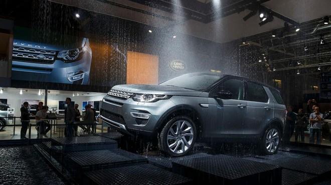 Jaguar Land Rover MENA