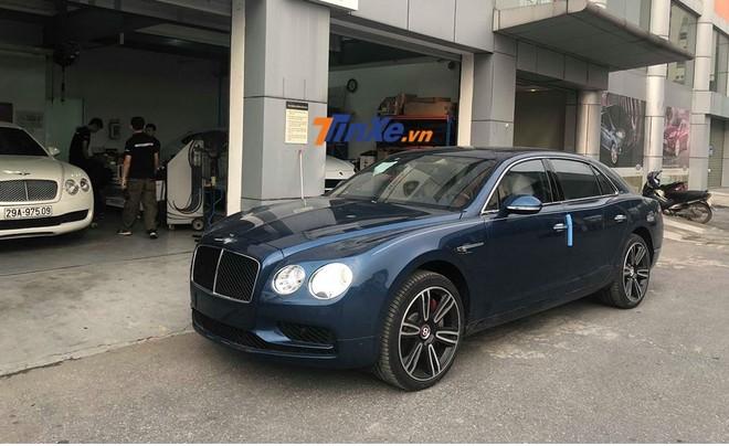 Bentley Flying Spur V8 S ra mắt việt nam