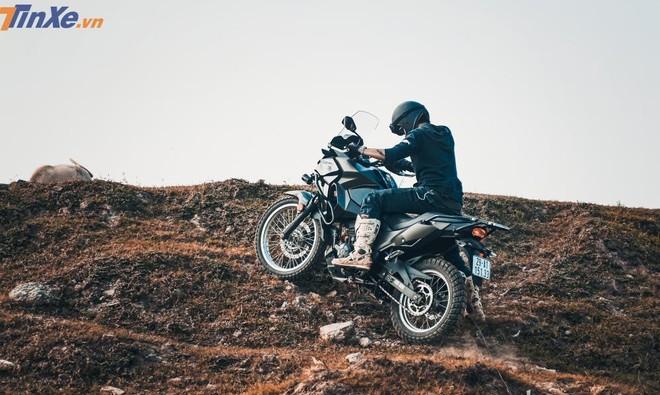 Trải nghiệm Kawasaki Versys X 300