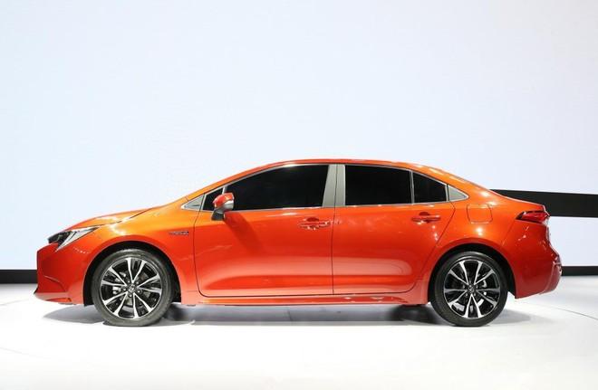 Toyota Levin 2019 cũng được phát triển dựa trên cơ sở gầm bệ TNGA GA-C