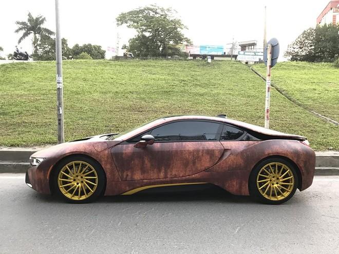 BMW i8 tại Hà Nội