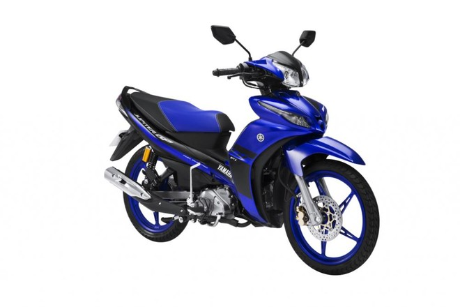 Yamaha Jupiter FI màu Xanh GP