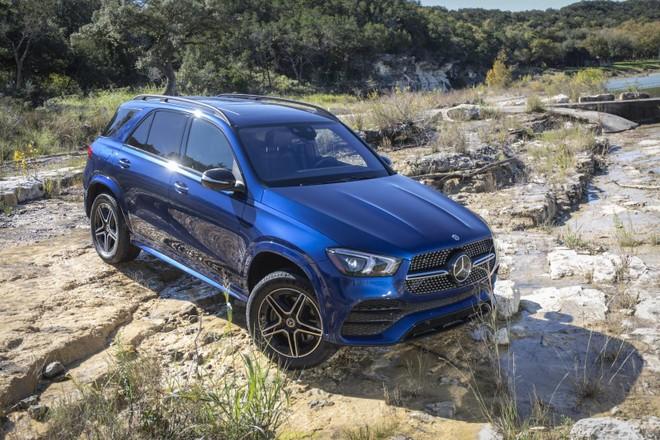 Mercedes-Benz GLE 2019 có trang bị hệ thốngE-Active Body Control mới để cải thiện khả năng xử lý