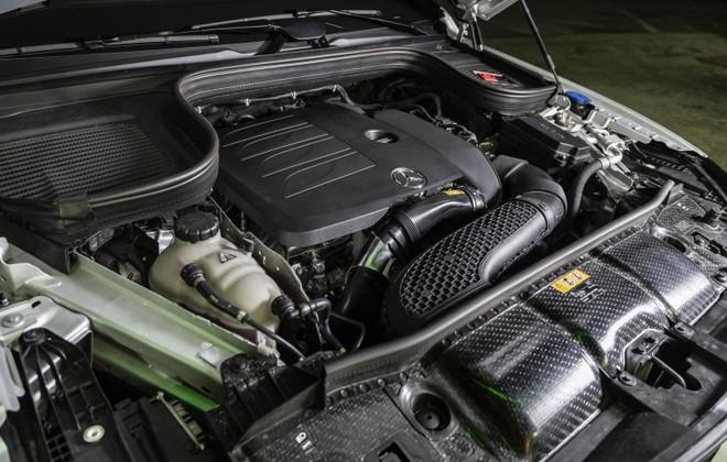 Động cơ của Mercedes-Benz GLE 2019