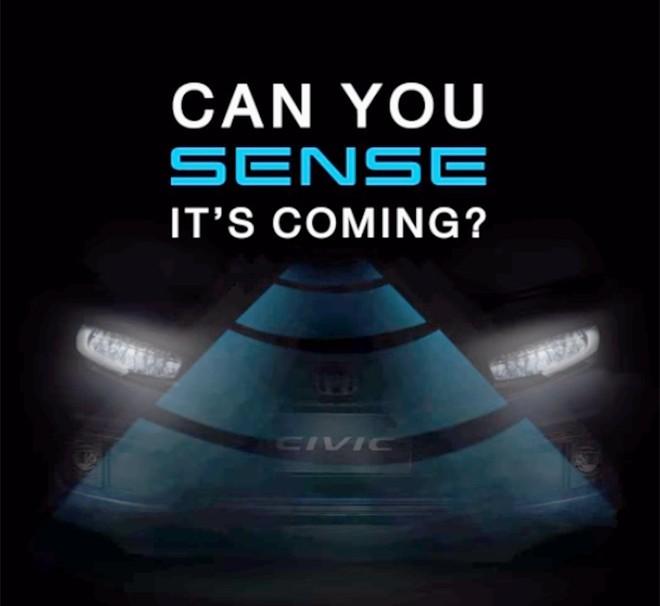 Poster hé lộ việc Honda Civic 2019 sắp ra mắt ở thị trường Thái Lan