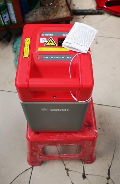 Bộ pin Bosch 61.2 V của xe