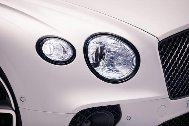Bentley Continental GT Convertible 2020 có 3 loại la-zăng