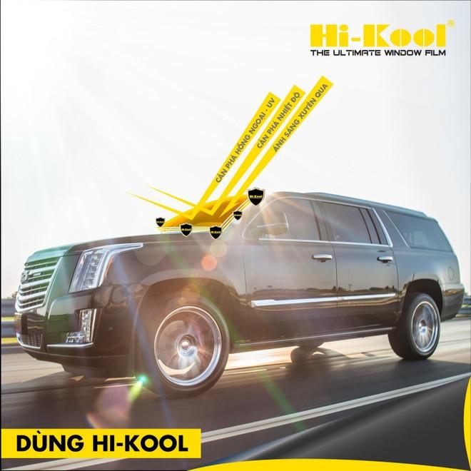 Nắm giữ gần 70% thị phần phim cách nhiệt của Thái Lan, Hi-Kool đã bước chân vào Việt Nam