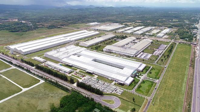 Khu phức hợp cơ khí và ô tô Chu Lai
