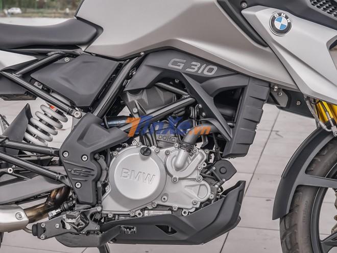 BMW G310 GS