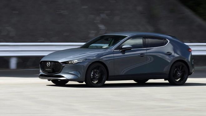 Mazda3 Hatchback 2019 có thiết kế giống Mazda Kai Concept hơn cả