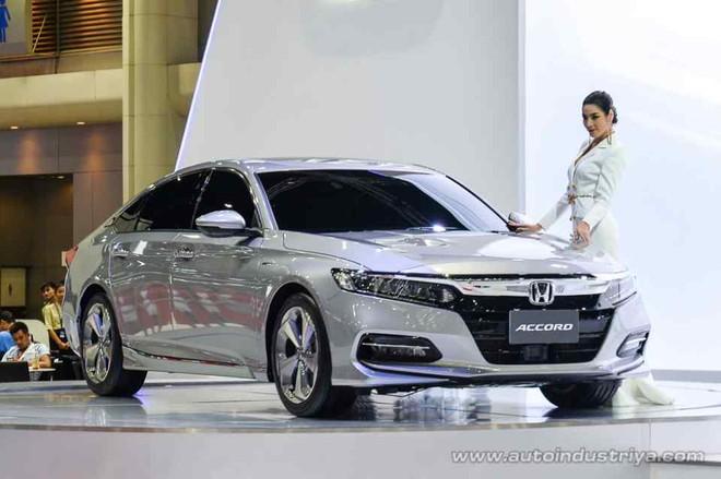Honda Accord 2019 ra mắt thị trường Thái Lan